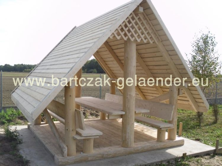 garten holzpavillon galerie bei gelaender online. Black Bedroom Furniture Sets. Home Design Ideas